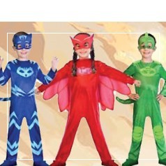 Disfraces de PJ Masks