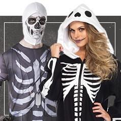 Disfraces de Esqueleto para Adulto