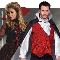 Disfraces de Vampiro para Adultos