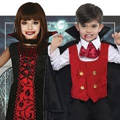 Disfraces de Vampiro Infantil