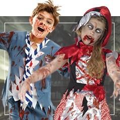 Disfraces de Zombies Infantiles