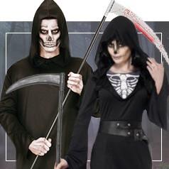 Disfraces de la Muerte para Adultos