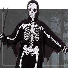 Disfraces de la Muerte Infantiles