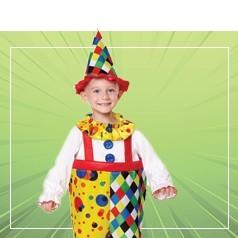 Disfraces de Payaso para Niño