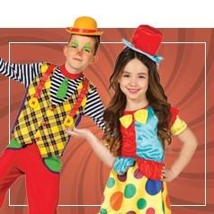 Disfraces de Payaso Infantiles