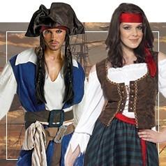 Disfraces de Pirata para Adultos