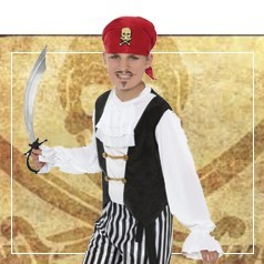 Disfraces de Pirata para Niño