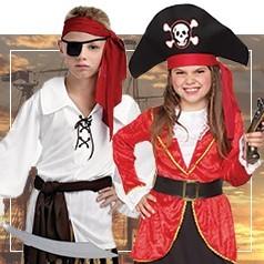 Disfraces de Pirata Infantil