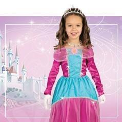 Disfraces de Princesa para Niña