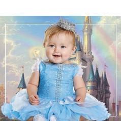 Disfraces de Princesa para Bebé