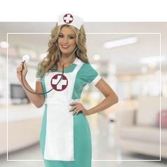 Disfraces de Médico para Mujer