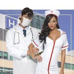 Disfraces de Médico para Adultos