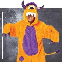 Disfraces de Monstruo Infantil