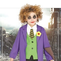 Disfraces de Joker Infantil