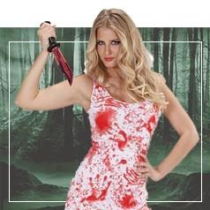 Disfraces de Asesino para Mujer