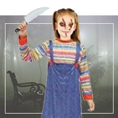 Disfraces de Asesino para Niña