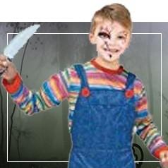 Disfraces de Asesino para Niño