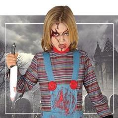 Disfraces de Asesino Infantil