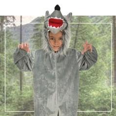 Disfraces de Lobo Infantil