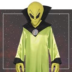 Disfraces de Alien para Adultos