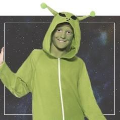 Disfraces de Alien Infantil