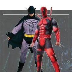 Disfraces de Superheroes para Hombre