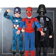 Disfraces de Superheroes para Niño