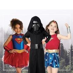 Disfraces de Superheroes Infantil