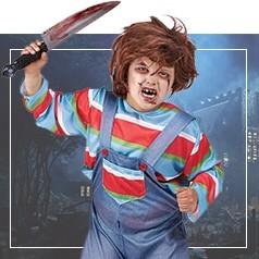 Disfraces de Chucky Infantil