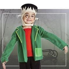 Disfraces de Frankenstein Infantil