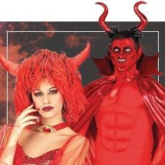 Disfraces de Demonio para Adultos