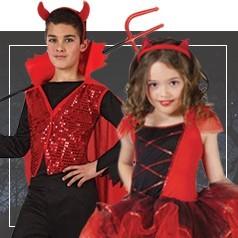 Disfraces de Demonio Infantil