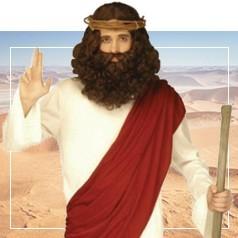 Disfraces de Jesús