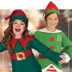 Disfraces de Navidad Infantiles