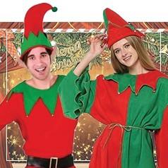 Disfraces de Navidad para Adultos