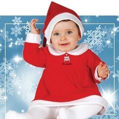 Disfraces de Navidad para Bebé