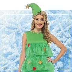 Disfraces de Navidad para Mujer