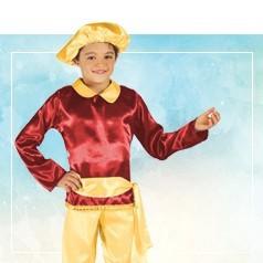 Disfraces de Pajes Infantiles