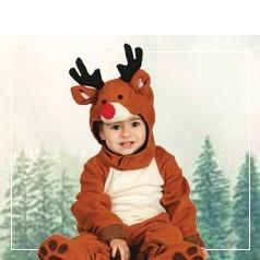 Disfraces de Reno para Bebé