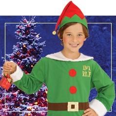 Disfraces de Elfo para Niño