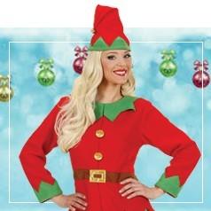 Disfraces de Elfo para Mujer