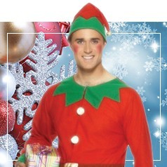 Disfraces de Elfo para Hombre