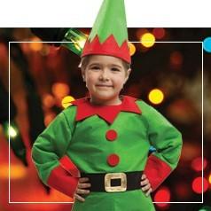 Disfraces de Elfo Infantiles