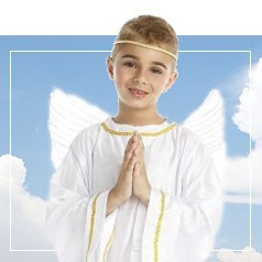 Disfraces de Ángel para Niño