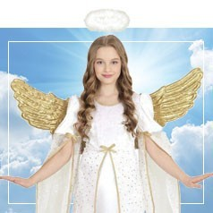 Disfraces de Ángel para Niña