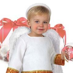 Disfraces de Ángel para Bebé