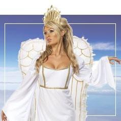 Disfraces de Ángel para Mujer