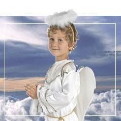 Disfraces de Ángel Infantiles