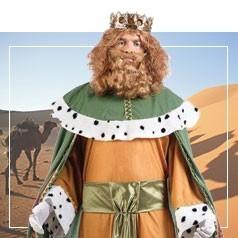 Disfraces de Rey Gaspar