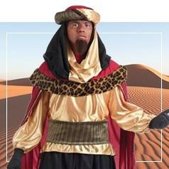 Disfraces de Rey Mago Baltasar